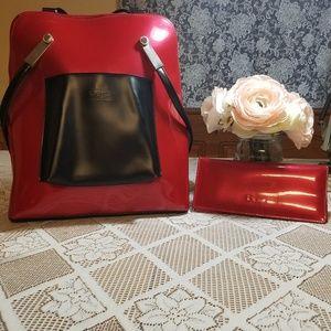 Beijo Backpack Pack/Sholder Bag With Wallet